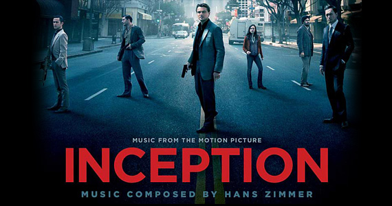 picture of the Hans Zimmer Soundtrack to the movie Inception