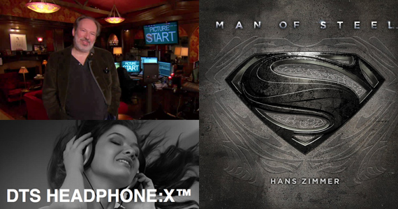 Hans Zimmer Man Of Steel DTS Headphone Surround