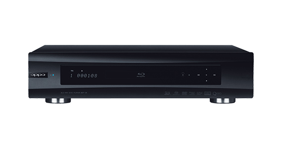 Oppo BDP-95 Audiophile Universal 3D Blu-ray player