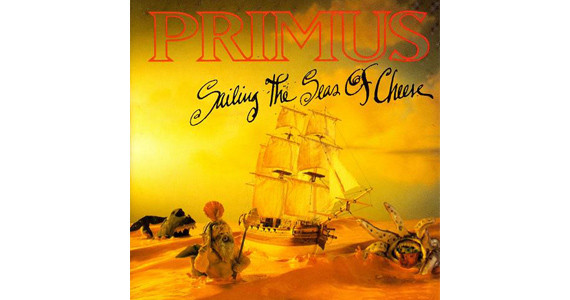 Primus Sailing The Seas Of Cheese Blu-ray